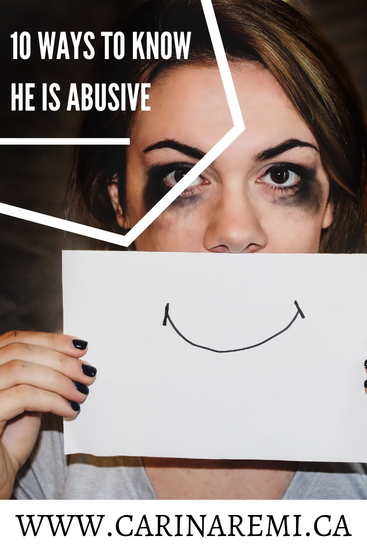 10 Ways To Know He Is Abusive